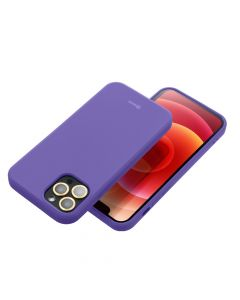 Roar Colorful Jelly Case - for Samsung Galaxy A22 5G purple