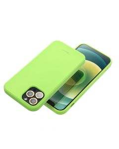 Roar Colorful Jelly Case - for Samsung Galaxy A22 5G lime