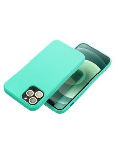 Roar Colorful Jelly Case - for Samsung Galaxy A22 5G mint
