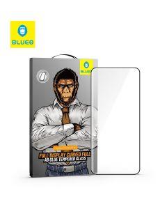 5D Mr. Monkey Glass - Samsung Galaxy S20 black (Full AB Glue) + Frame