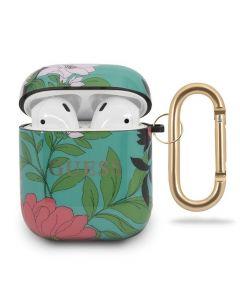 Original  case GUESS GUACA2TPUBKFL01 Apple Airpods Flower