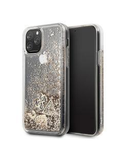 Original faceplate case GUESS GUHCN58GLHFLGO iPhone 11 Pro gold