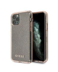 Original faceplate case GUESS GUHCN58PCGLPI iPhone 11 Pro pink
