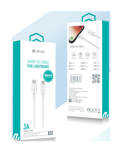 Devia smart series PD cable for lightning (PD 20W  3A)