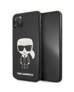 Original faceplate case KARL LAGERFELD KLHCN65IKPUBK iPhone 11 Pro Max black