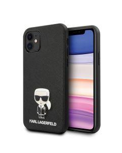 Original faceplate case KARL LAGERFELD KLHCP12SIKMSBK iPhone 12 MINI black