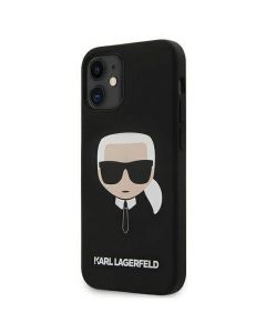 Original faceplate case KARL LAGERFELD KLHCP12SSLKHBK iPhone 12 MINI black