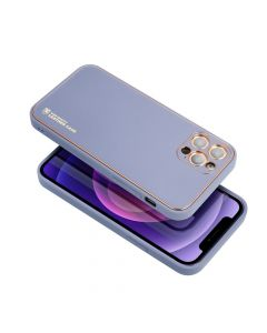 Forcell LEATHER Case for SAMSUNG Galaxy S21 ULTRA blue
