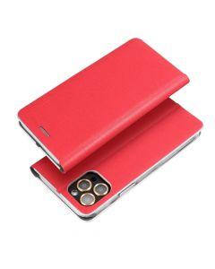 Luna Book Silver for  XIAOMI Redmi NOTE 10 5G / Poco M3 Pro / Poco M3 Pro 5G red