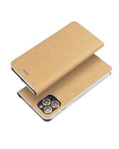Luna Book Silver for  XIAOMI Redmi NOTE 10 5G / Poco M3 Pro / Poco M3 Pro 5G gold