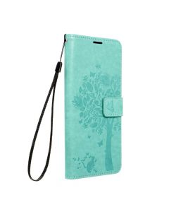 Forcell MEZZO Book case for SAMSUNG Galaxy S21 Ultra tree green