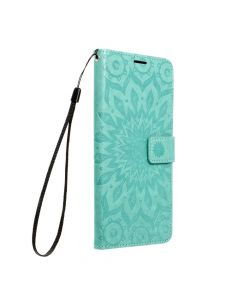 Forcell MEZZO Book case for SAMSUNG Galaxy A52 5G / A52 LTE ( 4G ) mandala green