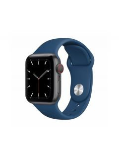 Devia Deluxe Series Sport Band(40mm)-  Midnight Blue