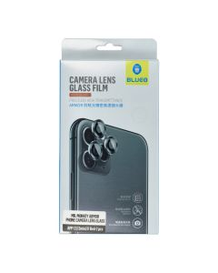 5D Mr. Monkey Armor Camera Glass (Hot Bending) - for Iphone 11 Pro / 11 Pro Max green