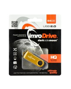 Portable Memory Pendrive Imro Axis 64 GB