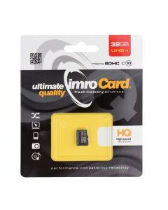 Memory Card Imro microSD 32GB / Class 10 UHS