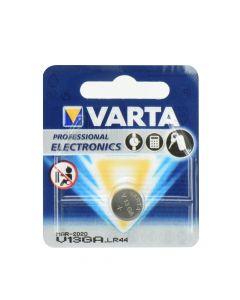 Alkaline battery Varta V13GA (LR44 type)