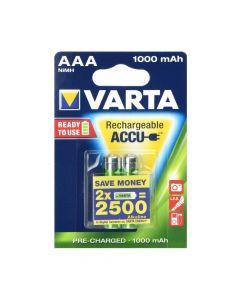 VARTA  Akumulator R3 1000 mAH (AAA) 2SZT. ready to use