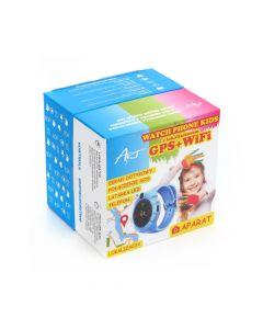 Smartwatch Watch Phone Kids with GPS/WIFI ART blue