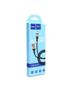 HOCO Xpress charging data cable Micro USB X26 1 meter black&gold