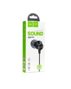 HOCO earphones Proper sound with mic M51 black