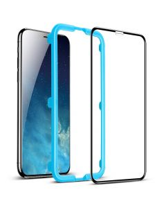 ESR 3D Full Coverage tempered glass IPHO XS Max black