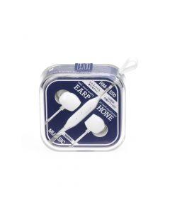REMAX earphones RM-550 white