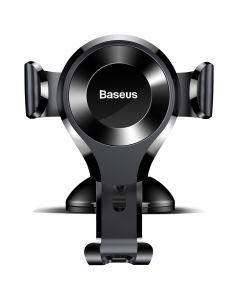 BASEUS car holder Osculum Type Gravity Car Mount Black SUYL-XP01