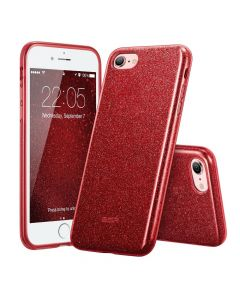 ESR Makeup case for Iphone XS Max red