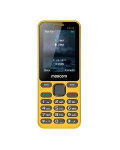 Mobile Phone Maxcom  Banana   MM 139 yellow