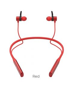 HOCO SELECTED Glamour Sports wireless headset S18 red