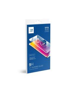 UV Blue Star Tempered Glass 9H - SAM Note 8