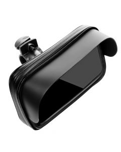 Bike holder waterproof with zip and hood 4,8 - 5,5