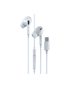 Devia Smart series stereo wired earphone  (Type-C)