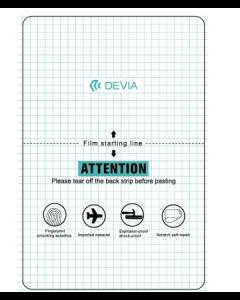 DEVIA INTELLIGENT TPU SOFT PROTECTIVE FRONT FILM (UPGRADED)(50PCS)