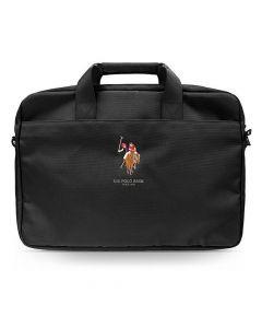 Laptop / tablet / notebook bag 15 U.S. Polo / US Polo Assn USCB15PUGFLBK black