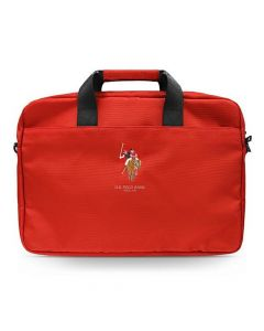 Laptop / tablet / notebook bag 15 U.S. Polo / US Polo Assn USCB15PUGFLRE red