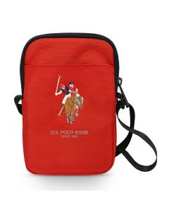 Universal bag / case U.S. Polo / US Polo USPBPUGFLRE red