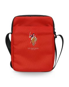 Laptop / tablet / notebook bag 10 U.S. Polo / US Polo Assn USTB10PUGFLRE red