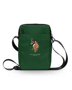 Laptop / tablet / notebook bag 8 U.S. Polo / US Polo Assn USTB8PUGFLGN green
