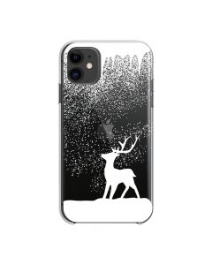FORCELL WINTER case 20 / 21 for IPHONE 11 PRO MAX reindeer