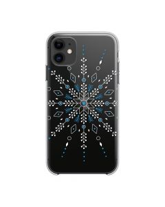 FORCELL WINTER case 20 / 21 for SAMSUNG A41 snowflake