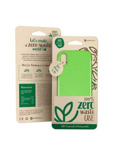 Forcell BIO - Zero Waste Case for SAMSUNG S20 green